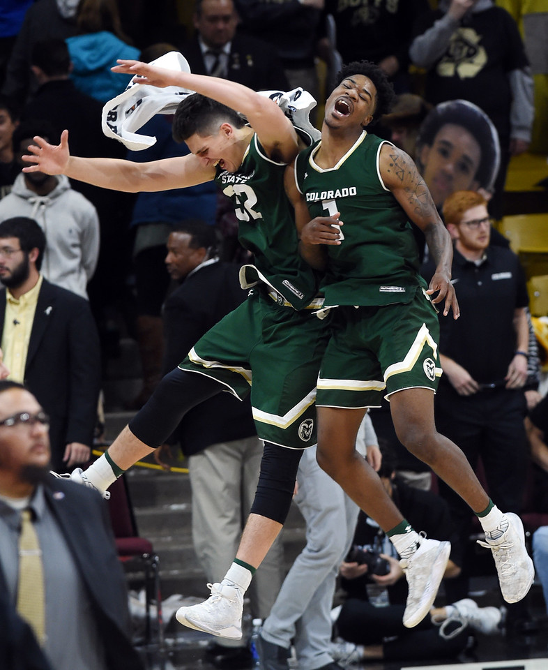 Colorado Colorado State NCAA Men's Basketball