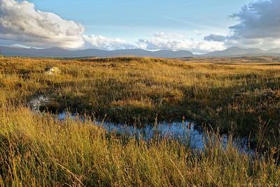Rannoch Moor --> ...