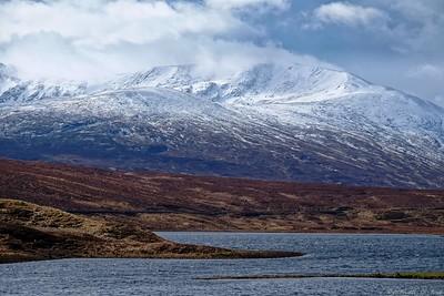 View from Loch Gowan  [?]  --> ...