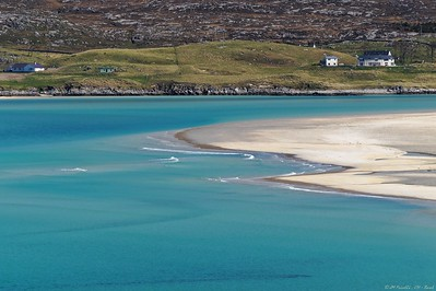 View on Luskentyre bay