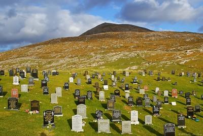 Luskentyre cemetery