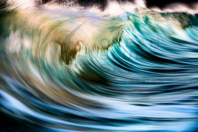 Painted Wave