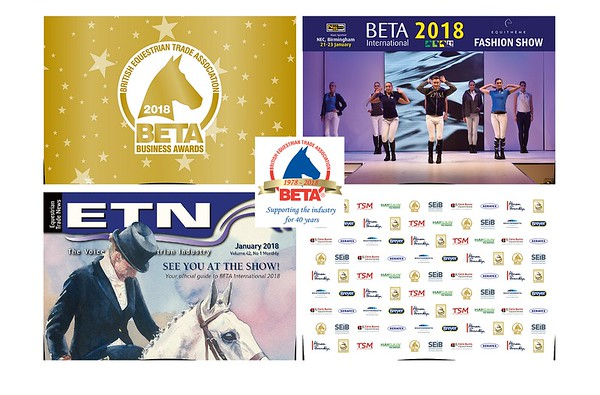 BETA AWARDS 2018