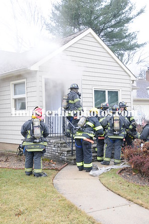 BETHPAGE FD CRESLINE AVE HOUSE FIRE
