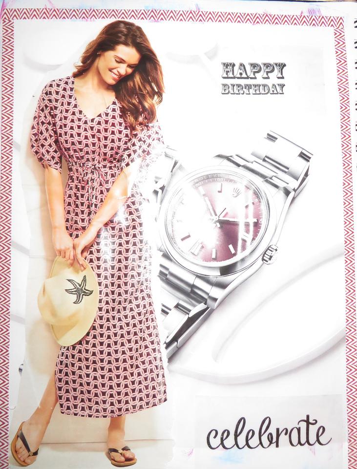 Happy Birthday!  Celebrate!