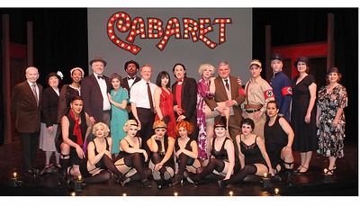 "BEVERLY THEATRE GUILD - ""Cabaret"" April 25-26, 2018 (1317 Photos)"