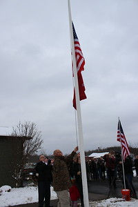USMC LCpl Mark Beyers Home Dedication