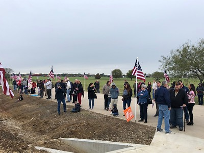 Army SPC Kevin Trimble Home Dedication