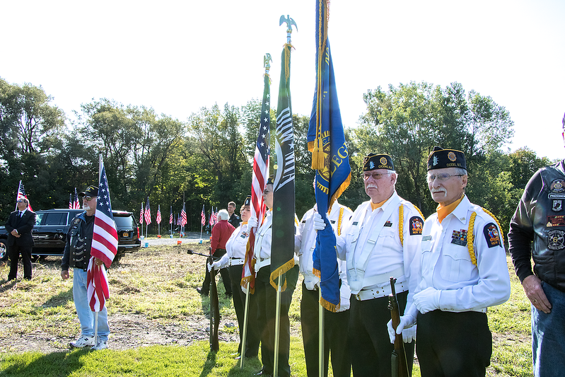 Army SPC Matt Leyva Home Dedication