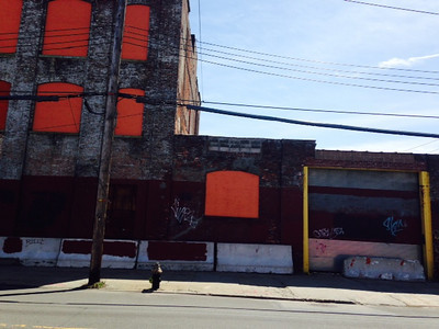 Columbia Street, Redhook