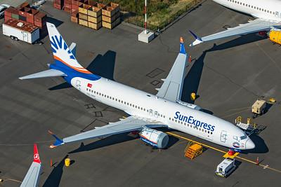 SunExpress Boeing 737-8 MAX TC-SOI 9-10-20