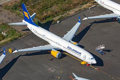 Icelandair Boeing 737-9 MAX TF-ICB 9-10-20
