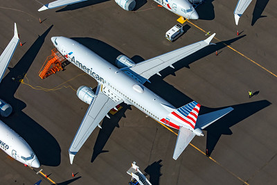 American Airlines Boeing 737-8 MAX N315SD 9-10-20