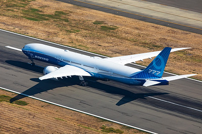 Boeing 777-9 N779XX 9-10-20 18
