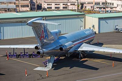 American Airlines Boeing 727-223 N874AA 9-10-20 3