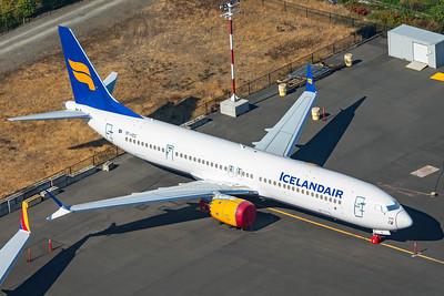 Icelandair Boeing 737-9 MAX TF-ICC 9-10-20