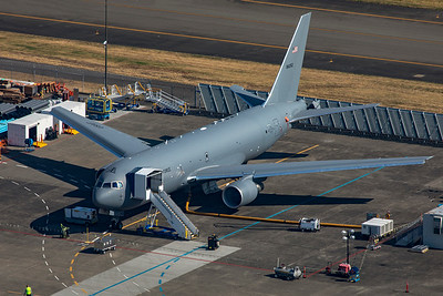 United States Air Force Boeing KC-46A 18-46052 9-10-20