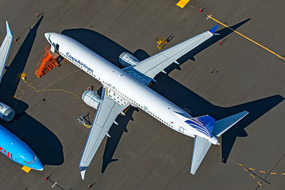 Copa Airlines Boeing 737-9 MAX HP-9907CMP 9-10-20