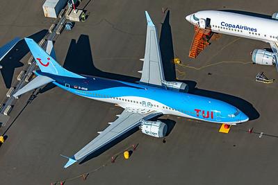 TUIfly Boeing 737-8 MAX D-AMAB 9-10-20