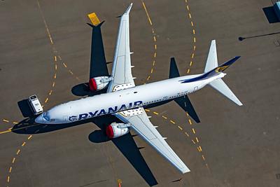 Ryanair Boeing 737-8-200 MAX EI-HAT 9-10-20