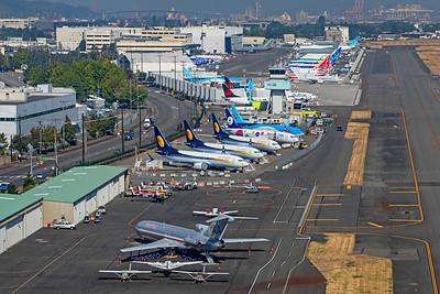 Boeing Flight Line 9-10-20