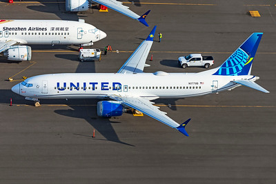 United Boeing 737-8 MAX 9XR-WV N1779B 9-24-21