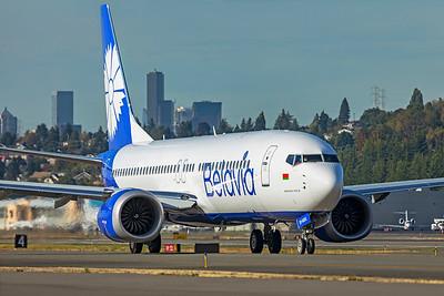Belavia Boeing 737-8 MAX EW-546PA 9-24-21 6
