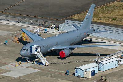 United States Air Force Boeing KC-46A 16-46012 9-24-21 2