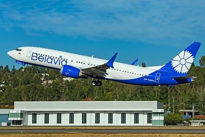 Belavia Boeing 737-8 MAX EW-546PA 9-24-21 3