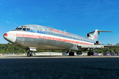 American Airlines Boeing 727-223 N874AA 9-24-21