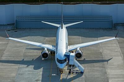 Air Canada Boeing 737-8 MAX C-GEKX 9-24-21