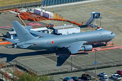Japan Air Self-Defense Force Boeing KC-46A 14-3611 9-24-21 2