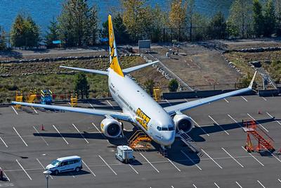 Buzz Boeing 737-8-200 MAX SP-RZA 9-24-21
