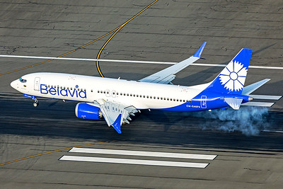Belavia Boeing 737-8 MAX EW-546PA 9-24-21
