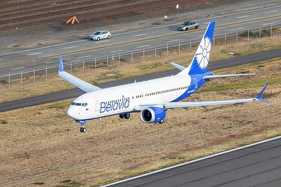 Belavia Boeing 737-8 MAX EW-546PA 9-24-21 5