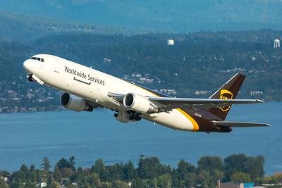 UPS Boeing 767-300F N370UP 9-24-21