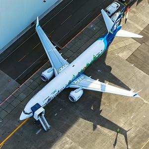 Alaska Airlines Boeing 737-9 MAX N60436 9-24-21 2