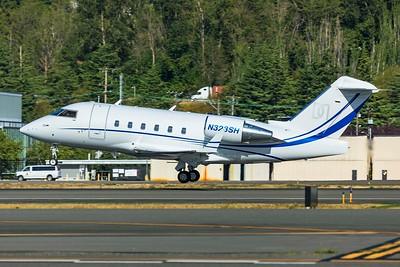 Bombardier CL-600-2B16 Challenger 604 N323SH 9-24-21