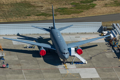 United States Air Force Boeing KC-46A 16-46012 9-24-21