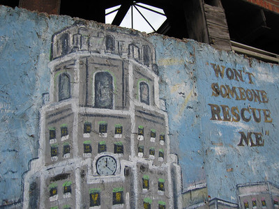 Buffalo History Murals