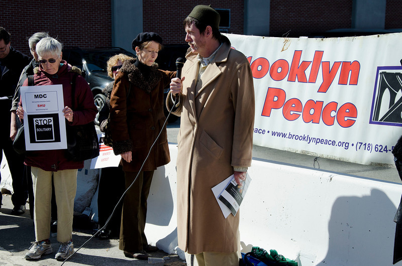Adem Carroll of the Muslim Consultative Network, chaired the day's commemoration.