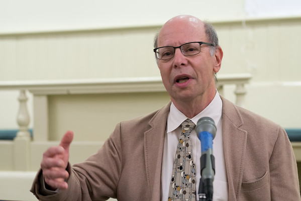 BFP Honors Michael Ratner As Pathmaker To Peace
