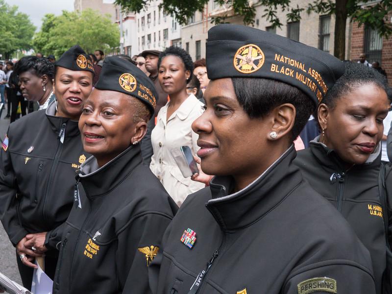 Our beautiful women veterans.