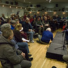 """Part of the large crowd that filled the meeting room at the <a href=""""http://thecommonsbrooklyn.org/"""" target=""""blank""""><b>Brooklyn Commons.</b></a>"""