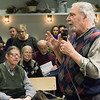 """Ken Diamondstone reported on a new coalition that is growing throughout the state: the <a href=""""https://www.facebook.com/NewYorkersForBernie/"""" target=""""blank""""><b>New York Progressive Action Network (NYPAN) </b></a>which has an affiliated group in Brooklyn: the Brooklyn Progressive Action Network (BPAN). He urged participation in this new network."""