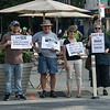 Vigil - Say no to war against Gaza!