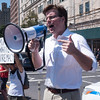 New member of the NY Assembly, Bobby Carroll, spoke next.