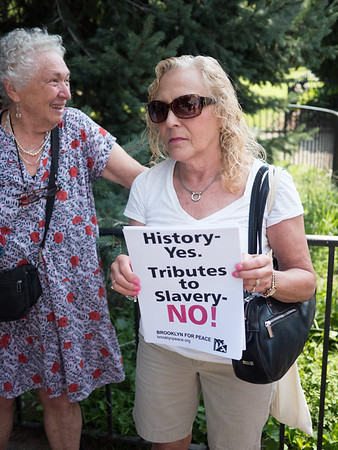 Brooklyn's Congress Members Demand An End To Tributes To Slavery