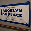 Brooklyn For Peace is 32 years old.