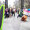 ► PRESS ► PLAY (above) for a short video!<br /> <br /> Japanese drummers at the peace festival in Dag Hammarskjold Plaza at our UN destination.